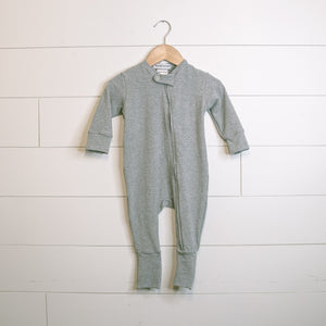 2-Way Zip Romper - Sawyer
