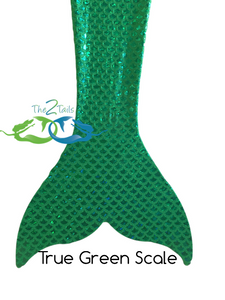 Replacement Mermaid Tail Skins