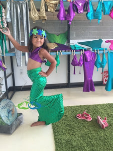 Little Mermaid toddler