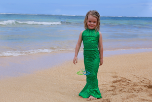 True Sea Green Scale<p>Toddler Tail<p/><a/>