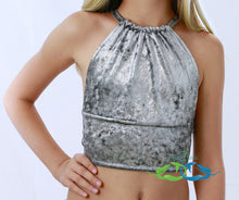 Liquid Moon Mermaid Swim Top