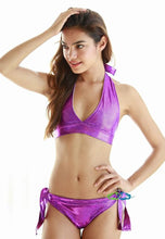 Sparkle Purple Walking Tail matching swimsuit for adults