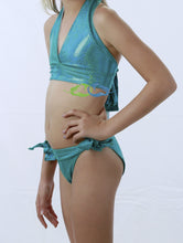 Miami Teal Mermaid Swimsuit