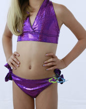 Sparkle Purple<p>Mermaid Swimsuit<p/><a/>