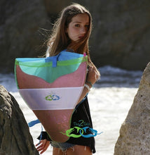 Liquid Sun  free backpack forthe2tails swimmable mermaid tails