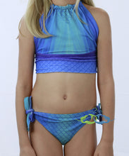 Catalina Sea Blue Mermaid Swimsuit