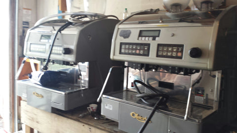 we Just add The Service and Repair Programm ,for all Espresso Coffee Machines