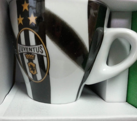 Set Coffee Cups Juventus / Tazze e Piattino Juventus