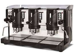 Professional Jessica Coffee Machine 3 Group Pod/Cialda