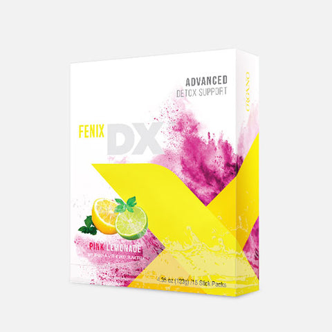 PINK LEMONADE ADVANCED DETOX SUPPORT