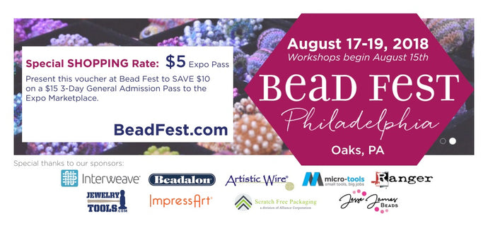 Bead Fest Coupon