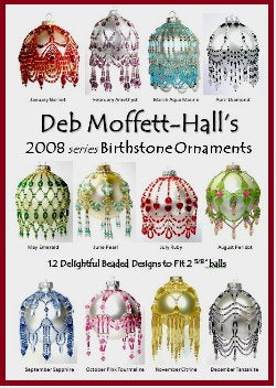 Book: 2008 Birthstone Ornament Series