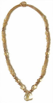 N Braid Citrine