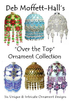 Book: Over The Top Ornament collection