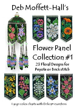 Book: Flower Panel Collection #1