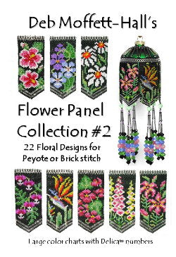 Book: Flower Panel Collection #2