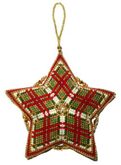 GD 2021 Holiday Plaid - December Geometric Design of the Month