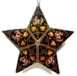 12 Days of Christmas Stars - remaining 11 patterns in the Series