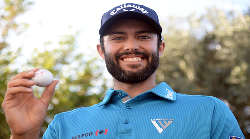 Levelwear Announces Adam Hadwin As New Global Brand Ambassador