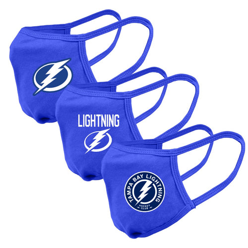 Tampa Bay Lightning Assorted Graphics Guard 2 3-Pack