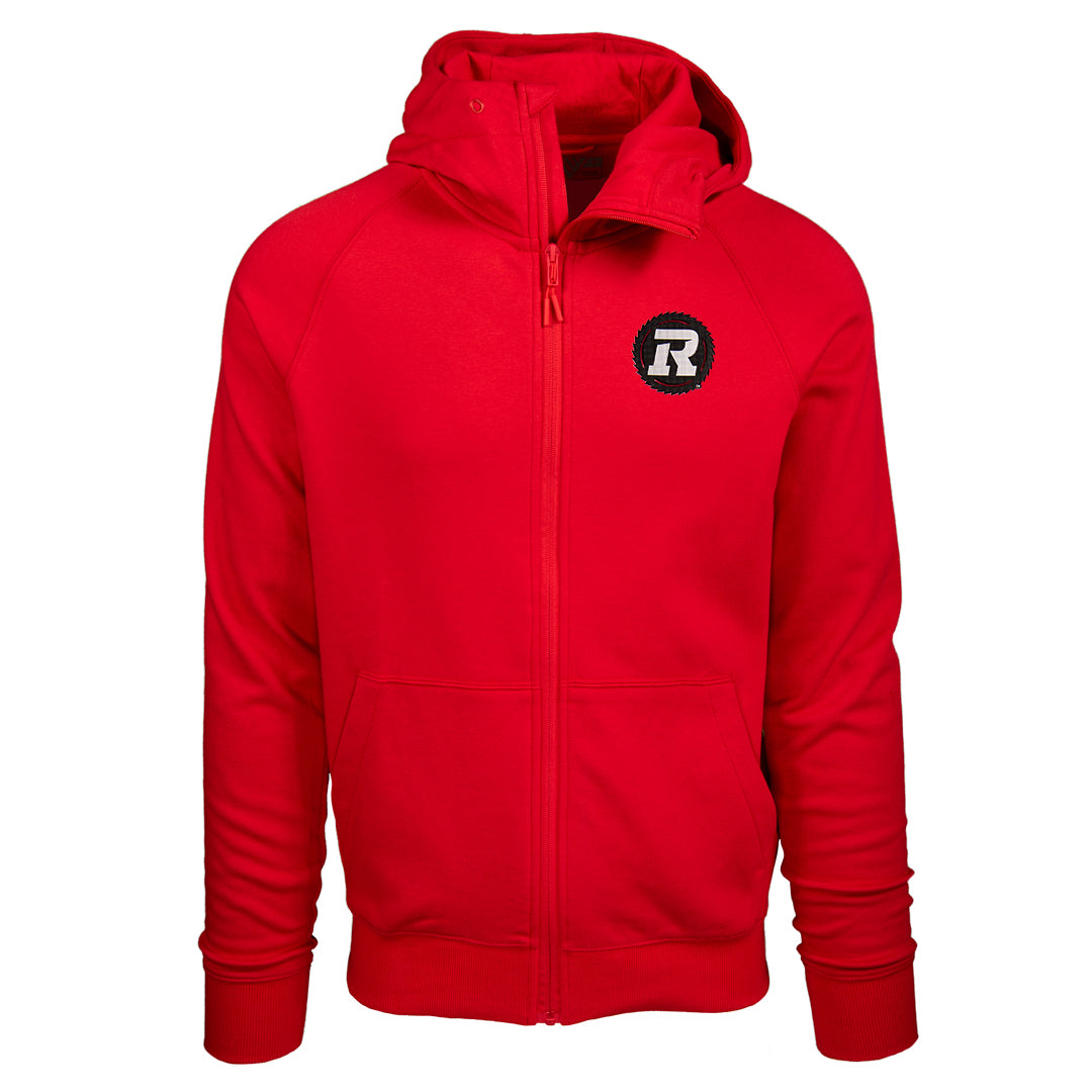 Redblacks Textured Metallic Insignia Axel Jr