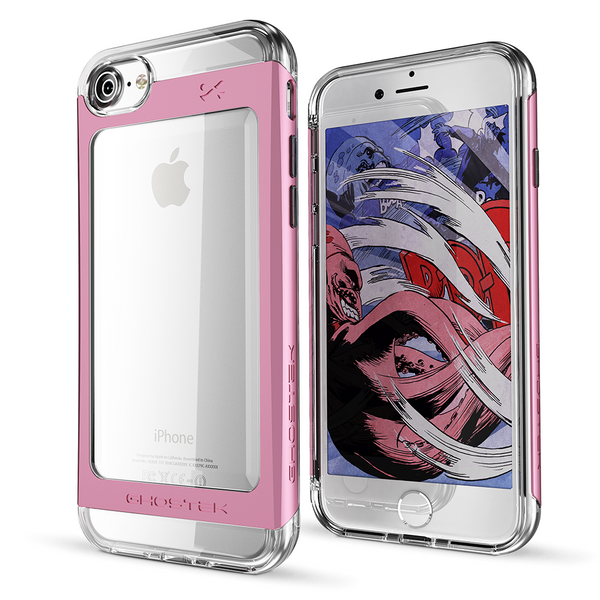 GHOSTEK - Cloak 2.0 Series Armor Case for Apple iPhone 7 | Pink
