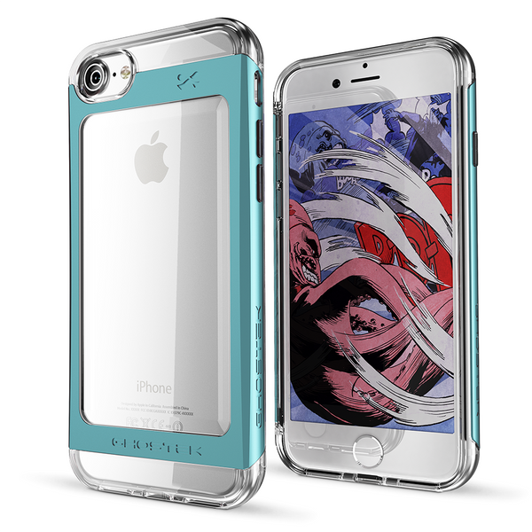 GHOSTEK - Cloak 2.0 Series Armor Case for Apple iPhone 7 | Teal