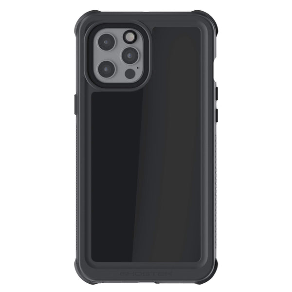 iPhone 12 Pro Max  - Waterproof Case [Black]