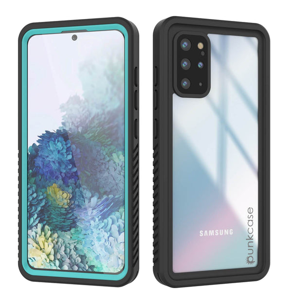 Galaxy S20+ Plus Water/Shock/Snowproof [Extreme Series]  Screen Protector Case [Teal]