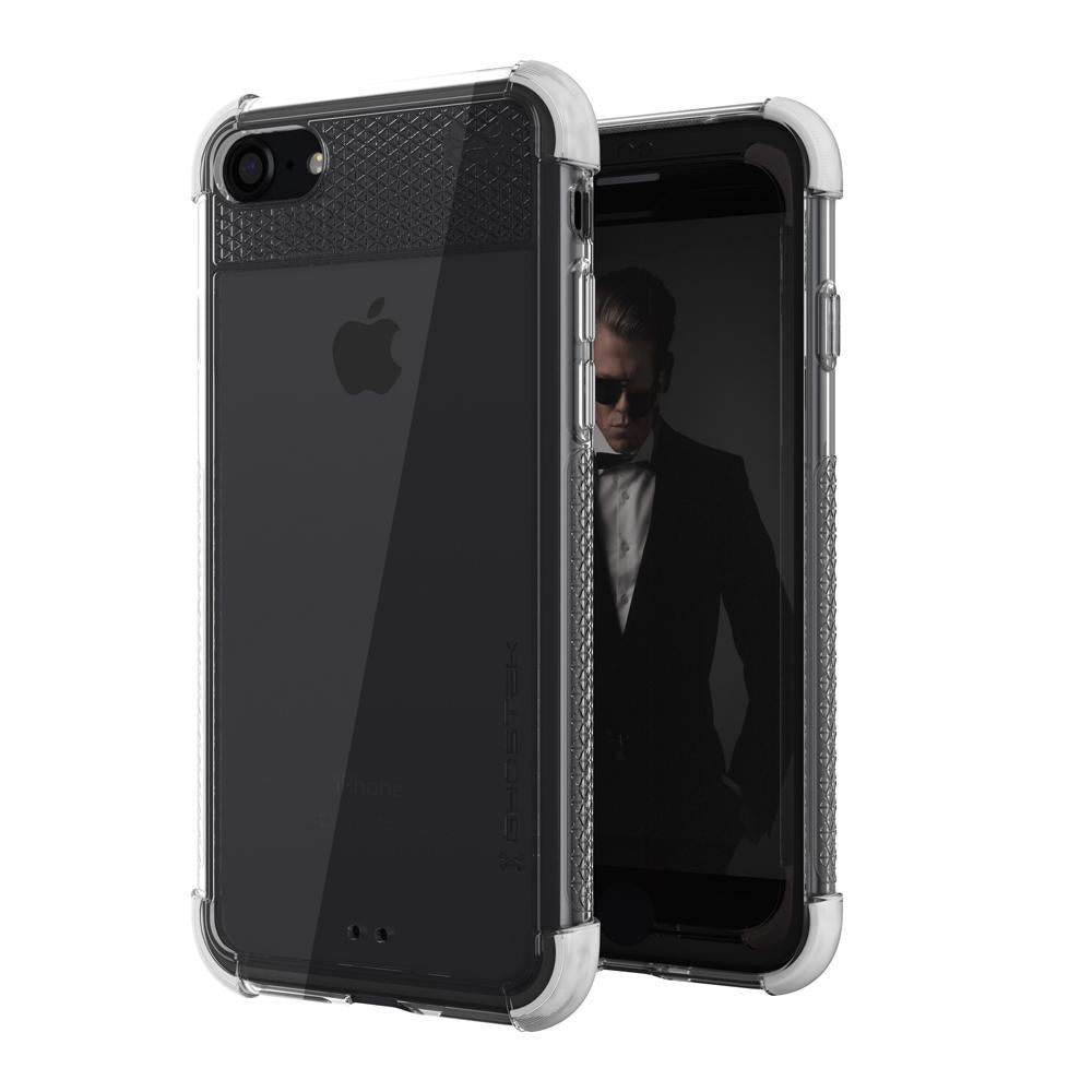 iPhone  8 Case, Ghostek Covert 2 Series for iPhone  8 Protective Case [White]