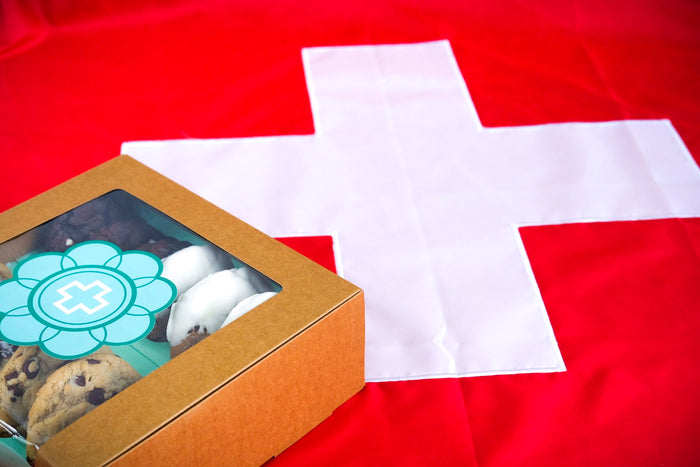 SWISS DAYS Pre Order $5 Discount 1 Dozen Cookies
