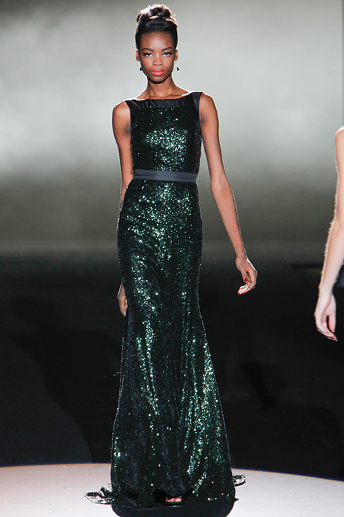 Badgley Mischka verde