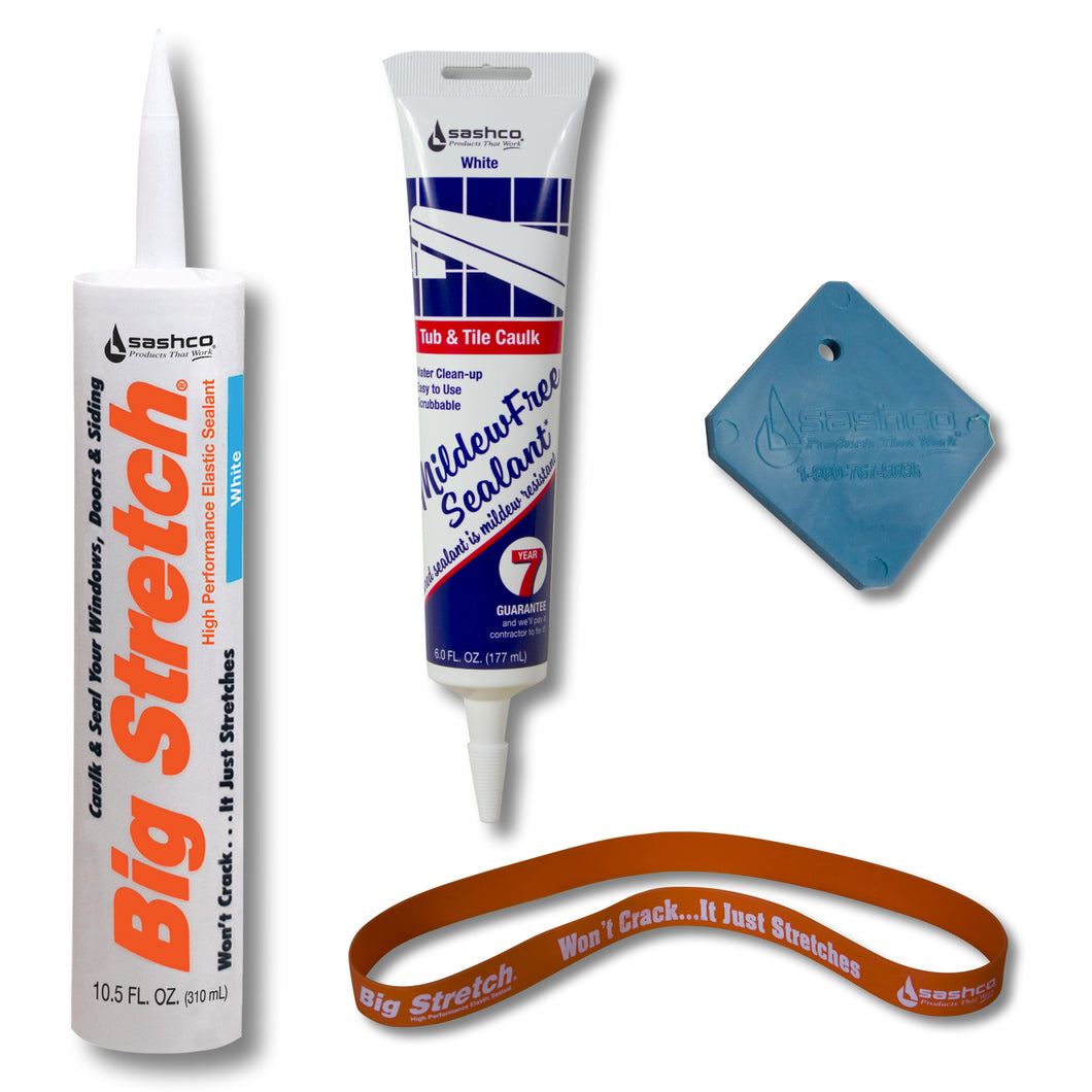 BIG STRETCH® CAULK KIT