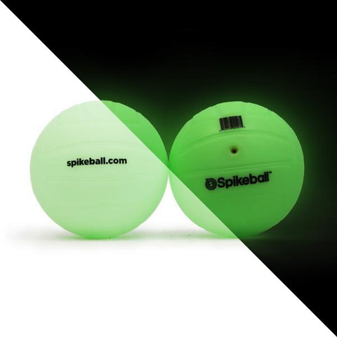 Glow in the Dark Spikeballs (2 Pack)