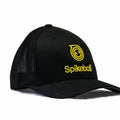 Flexfit Spikeball Hat Black