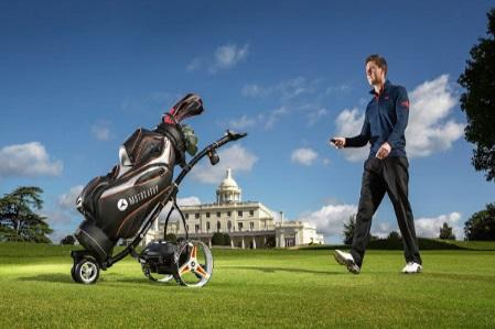 Shop For Electric Golf Trolleys and Caddies At Golf Caddie
