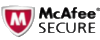 Golf Caddie Outlet  McAfee Security Logo