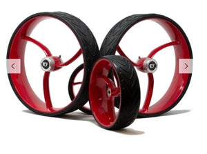Cart-Tek 1500Li/LTD V2 Wheels