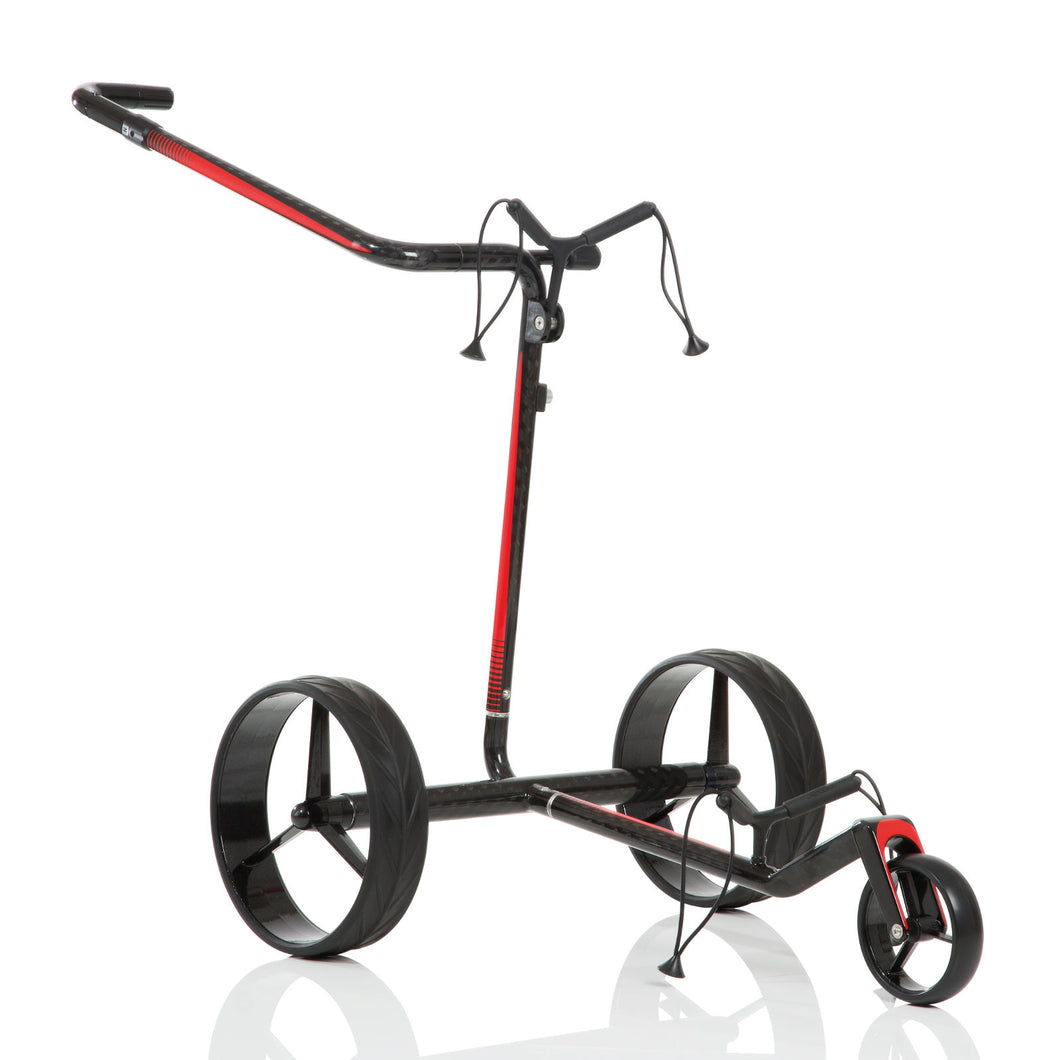 JuCad Carbon Travel 2.0 (Black/Red)