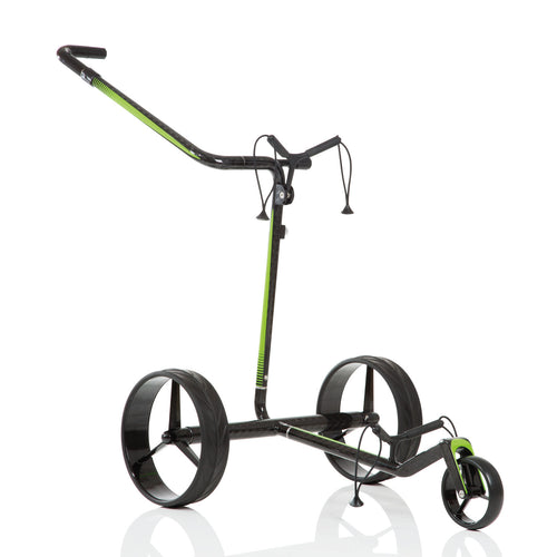 JuCad Carbon Travel 2.0 (Black/Green)