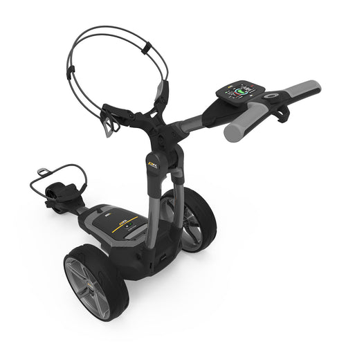 PowaKaddy FX7 GPS with EBS Electric Trolley