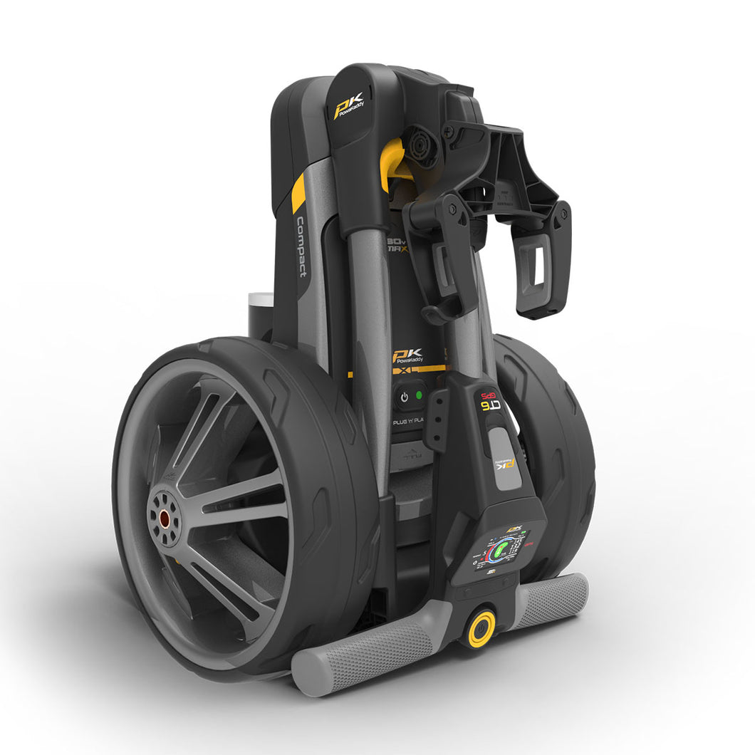 PowaKaddy CT6 GPS with EBS Electric Trolley (Free Shipping & Accessories)