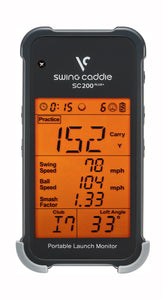 Swing Caddie SC200 PLUS Swing Caddie Portable Launch Monitor