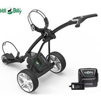 Hillbilly Electric Golf Caddy With Free Accessories And Shipping