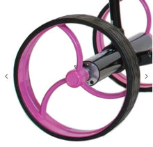Load image into Gallery viewer, Cart-Tek Colored Trolley Wheels