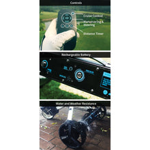 Load image into Gallery viewer, Alphard Golf eWheels Club Booster Conversion Kit