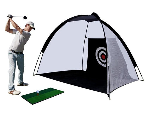 Golf Net and Mat Package