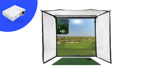 OptiShot2 Golf in a Box PRO