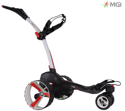 MGI Zip X3 Lithium Electric Golf Caddy (Free Accessories and Shipping)