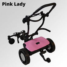 "Load image into Gallery viewer, CaddyTrek R2 Limited Edition ""Sunrise"" Remote Control and Follow Lithium Trolley (Free Accessories and Shipping)"